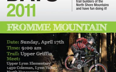 First NSMBA Trail Day for 2011 – April 17th on Upper Griffen