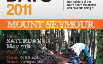 CBC Trail Day – SATURDAY, May 7th