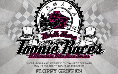 Toonie # 3 Floppy Griffen