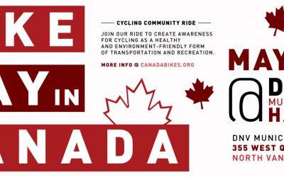 2016 Bike Day in Canada