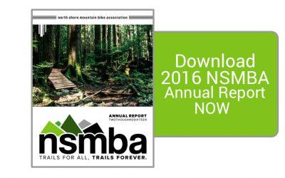 NSMBA 2016 Annual Report