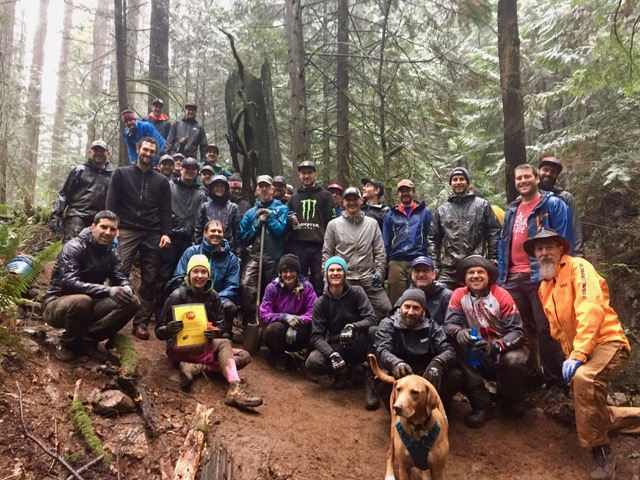 Many Hands Make for Light Work (and Incredible Trails for All)