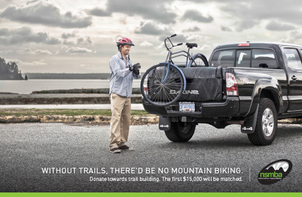 NSMBA Trails Forever Campaign