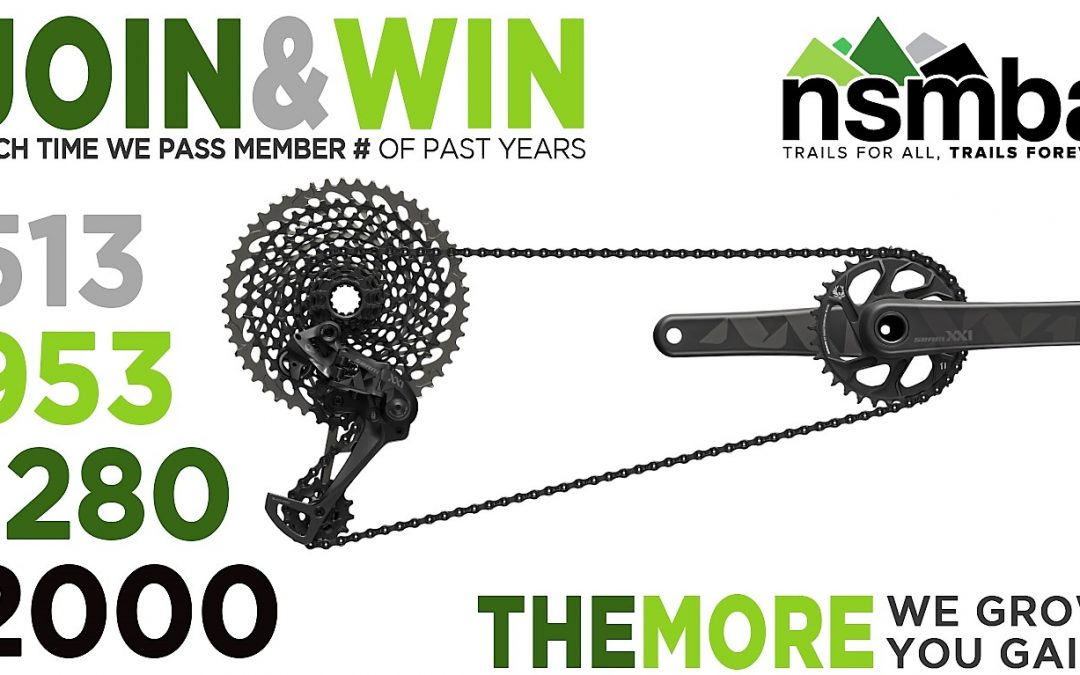 Join & Win with SRAM!
