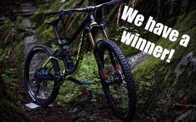 The NSMBA 10for20 Raffle is over!