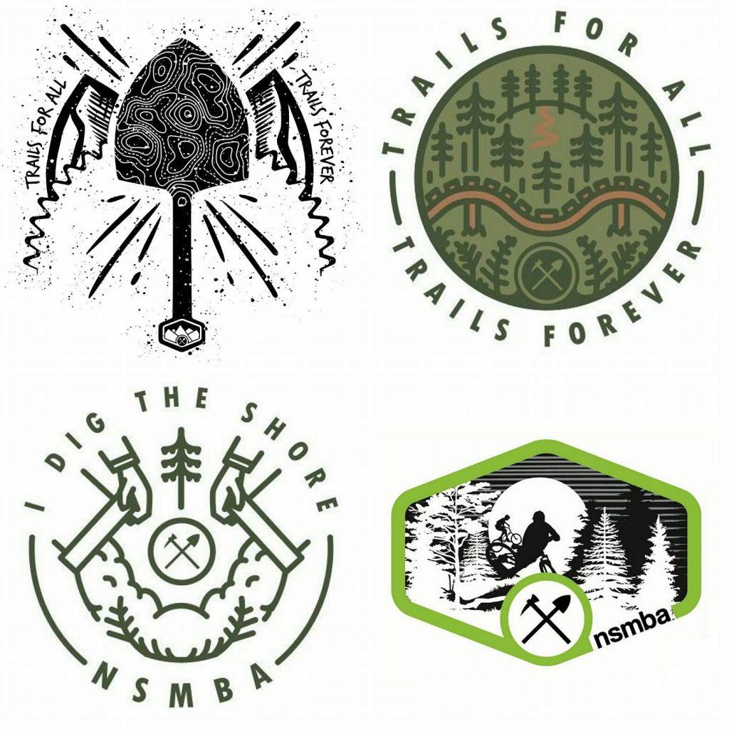 Design Our Next T Shirt North Shore Mountain Bike Association