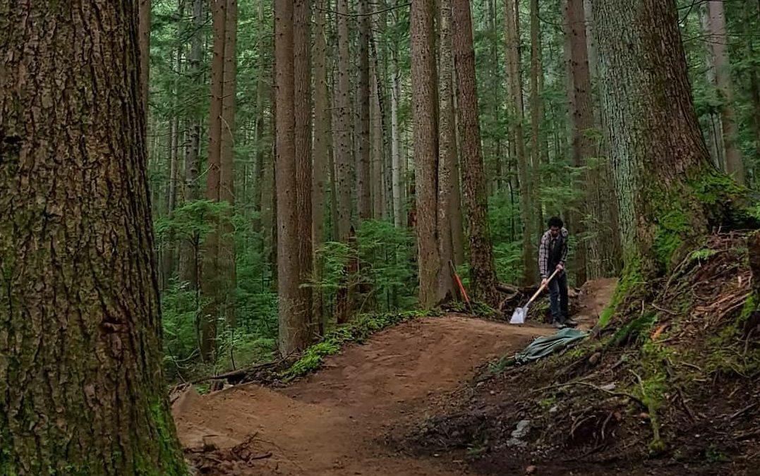 April Trail Update