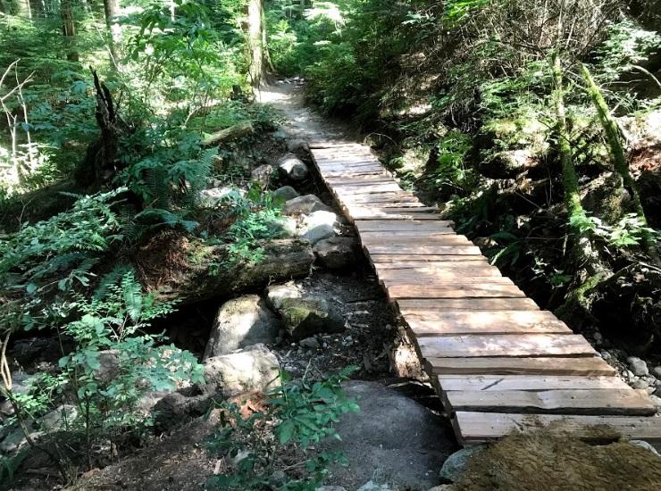 August Trail Update