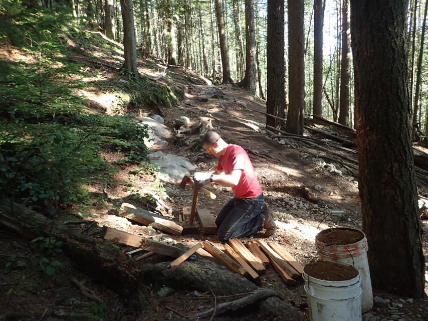 Meet the Trail Builders: Dave