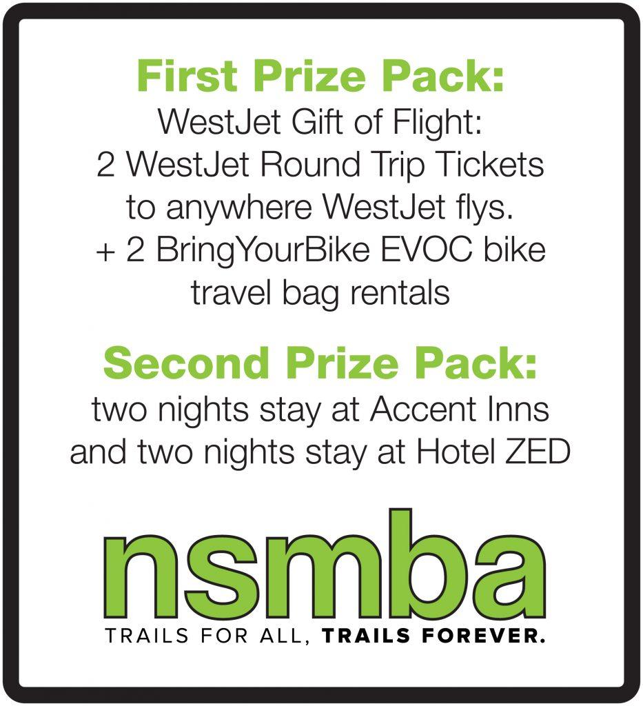 Bring your own Bike Raffle | North Shore Mountain Bike Association