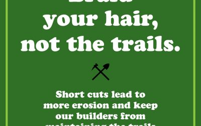 "Trail Jargon of the Month: ""Braiding"""