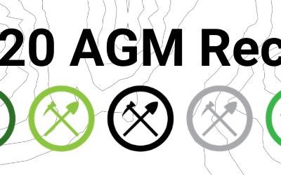 2020 AGM Recap