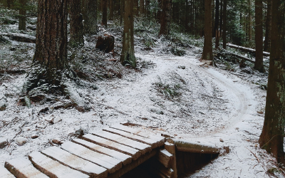 Fromme Parking Lot – Closed until February 15th
