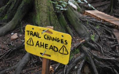 April 2021 Trail Update
