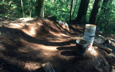 May 2021 Trail Update