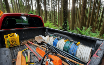 Sponsorship Opportunity – Equipment for the Trail Crew